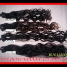 "18-22"" 16 ounces Virgin Peruvian Human Hair Straight"