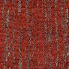 McAlister Textiles Textured Chenille Burnt Orange Fabric