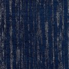 McAlister Textiles Textured Chenille Navy Blue Fabric