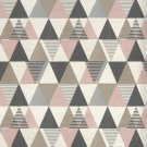 McAlister Textiles Vita Cotton Blush Pink Fabric