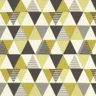 McAlister Textiles Vita Cotton Ochre Yellow Fabric