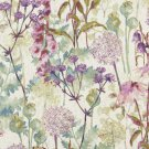 McAlister Textiles Wildflower Pastel Purple Fabric