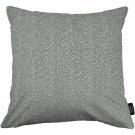"McAlister Textiles Herringbone Charcoal Grey Cushion Cover - 16"" Size"