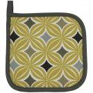 McAlister Textiles Laila Cotton Ochre Yellow Placemat Trivet