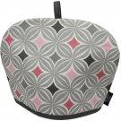 McAlister Textiles Laila Cotton Blush Pink Tea Cosy