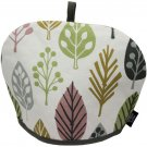 McAlister Textiles Magda Floral Blush Pink Tea Cosy