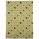 McAlister Textiles Laila Cotton Ochre Yellow Tea Towel Sets