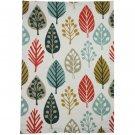 McAlister Textiles Magda Cotton Burnt Orange Tea Towel Sets