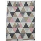 McAlister Textiles Vita Cotton Blush Pink Tea Towel Sets