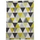 McAlister Textiles Vita Cotton Ochre Yellow Tea Towel Sets