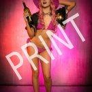 Vanessa Black Clover Cosplay Print - AlliZCosplay
