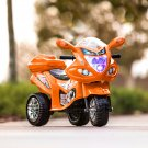 6V Kids Battery Powered Electric 3-Wheel Motorcycle Bike for toddlers Toy Ride