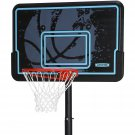 Adjustable Portable Basketball Hoop (44-Inch Impact) Athlete Outdoor Practice