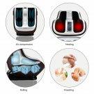 Gymax Foot Leg Massager Shiatsu Deeping Kneading Rolling Vibration Massage