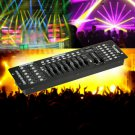192 Channels DMX512 Controller Console Stage Lite Party DJ Laser Operator Mixer