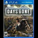 Days Gone, Sony, PlayStation 4