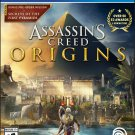 Assassin's Creed: Origins Day 1 Edition PlayStation 4 Brand New