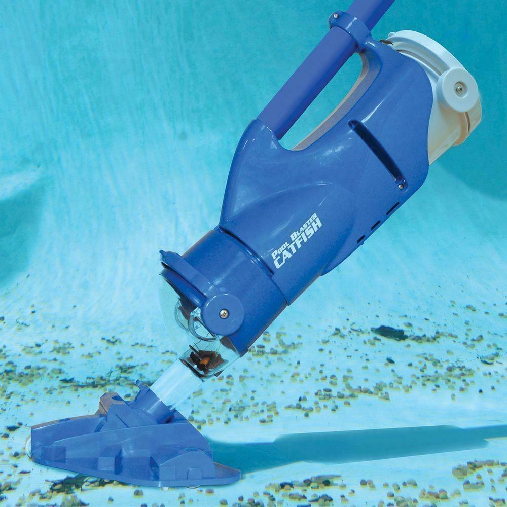 Hot Item Water Tech Pool Blaster Underwater Swimming Pool and Spa Cleaner Handy
