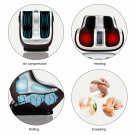 Gymax Foot Leg Massager Shiatsu Deeping Kneading Rolling Vibration Massage