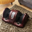 Therapeutic Kneading and Rolling Shiatsu Foot Massager for Home or Spa