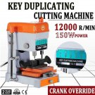 Compact 368A Automatic Key Copy Duplicating Machine Key Guide Reproducer Durable
