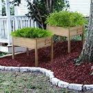 Raised Garden Bed Boxes Kit Flower Plant Planter Box Elevated Garden Bed Vegetab