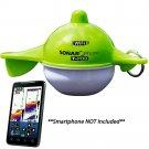 Vexilar T-Pod Smart Phone Fish Finder, SP100 Fisherman Kayak canoes sportsmen
