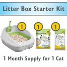 Purina Tidy Cats Breeze Cat Litter Box System Starter Kit