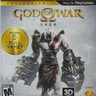 God of War Saga, Sony, PlayStation 3,