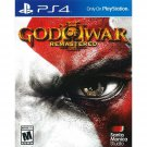 Sony God Of War III: Remastered (PS4) - Pre-Owned