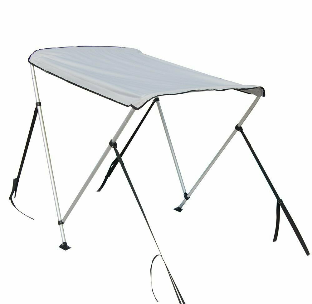 2 Bow Portable Bimini Top Cover Sun Canopy Suit 7.5 to 11ft inflatable boat Dad