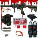 Cronus .68 CAL Paintball Gun Kit - Ready Play Blood Package Sportsman outdoor
