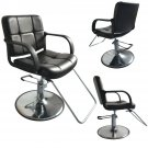Classic Hydraulic Barber Chair Portable Modern Beauty Salon Spa Shampoo Hair