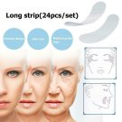 12/27/24pcs Thin Face Tape Anti-Wrinkle Aging Sagging Face Patches Instant