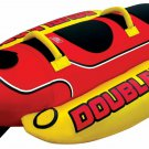 AIRHEAD Double Dog Towable Tube, 2 Riders Water sports
