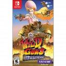 Wild Guns Reloaded, Natsume, Nintendo Switch