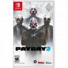 Payday 2, 505 Games, Nintendo Switch, REFURBISHED/PREOWNED