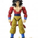 Action Figure Toy - Dragon Ball Stars - Super Saiyan 4 Goku - Wave 9 - 7 Inch