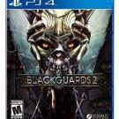 Blackguards 2, Kalypso Media USA, PlayStation 4, 848466001113