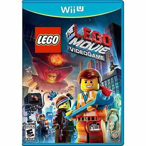 Refurbished The Lego Movie Videogame For Wii U