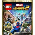 Refurbished Warner LEGO Marvel Superheroes 2 Deluxe (PlayStation 4)