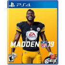 Madden NFL 19, Electronic Arts, PlayStation 4
