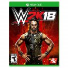 WWE 2K18, 2K, Xbox One, REFURBISHED/PREOWNED