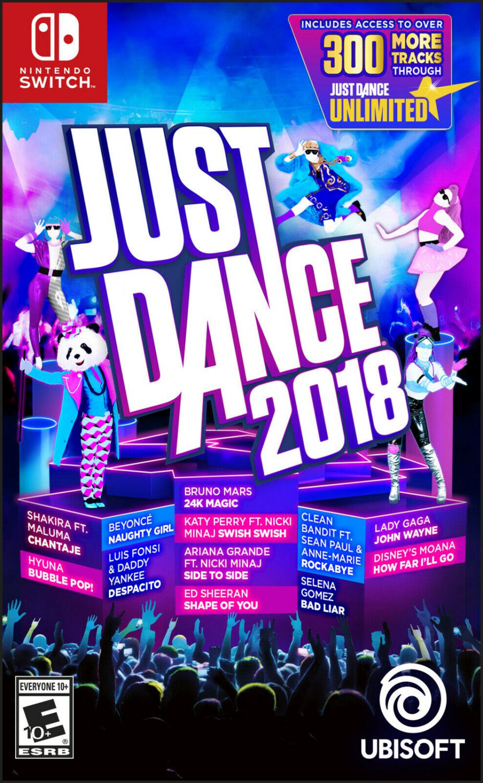 Refurbished Ubisoft Just Dance 2018 (Nintendo Switch)