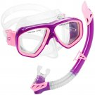 Cressi Rocks Kids / Junior / Children Mask Snorkel Combo Package