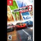 Gear Club Unlimited 2, Maximum Games, Nintendo Switch