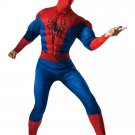 Adult's Mens Marvel Comics Universe Amazing Spiderman Muscle Costume
