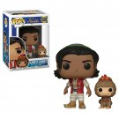 Funko POP! Buddy: Aladdin (Live) - Aladdin w/ Abu