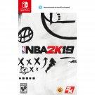 NBA 2K19, 2K, Nintendo Switch, REFURBISHED/PREOWNED