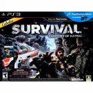 Cabela's Survival Adventures: Shadows of Katmai with gun (PS3)